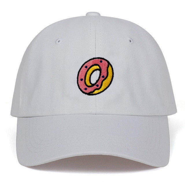 casquette-donut-blanc-toshi