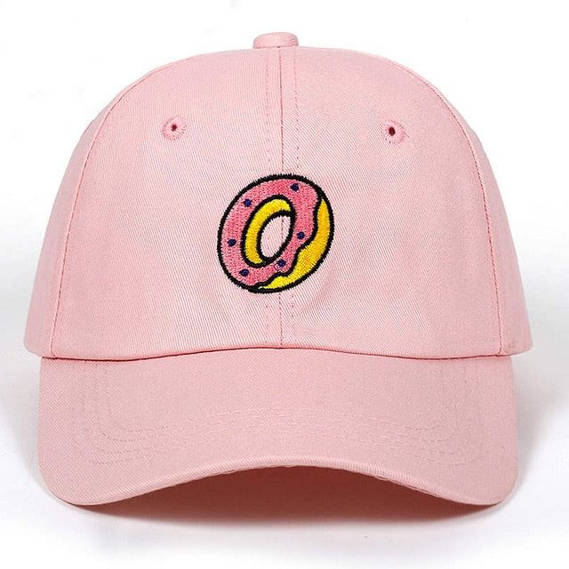 casquette-donut-rose-toshi