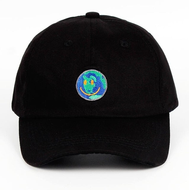 casquette astroworld smiley
