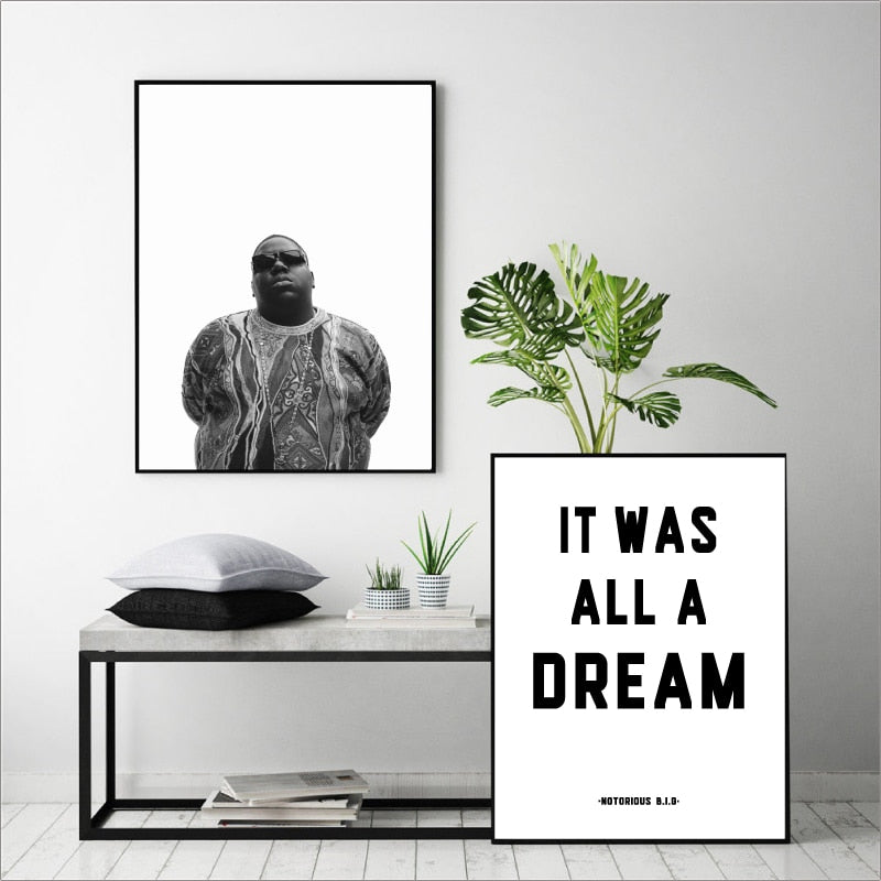 affiches notorious big