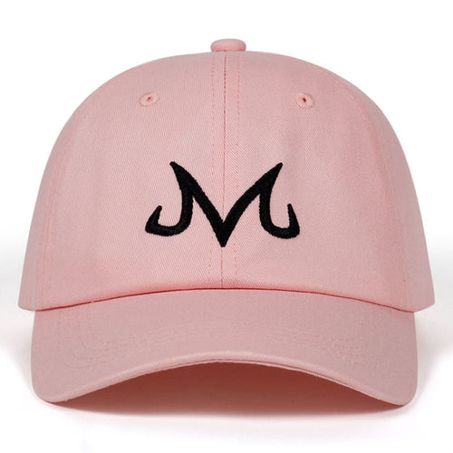 casquette m dragon ball rose