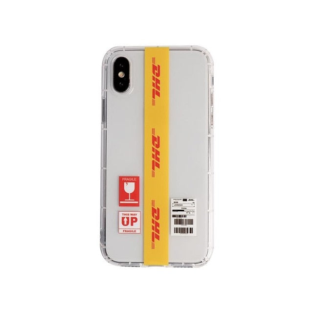 coque dhl iphone
