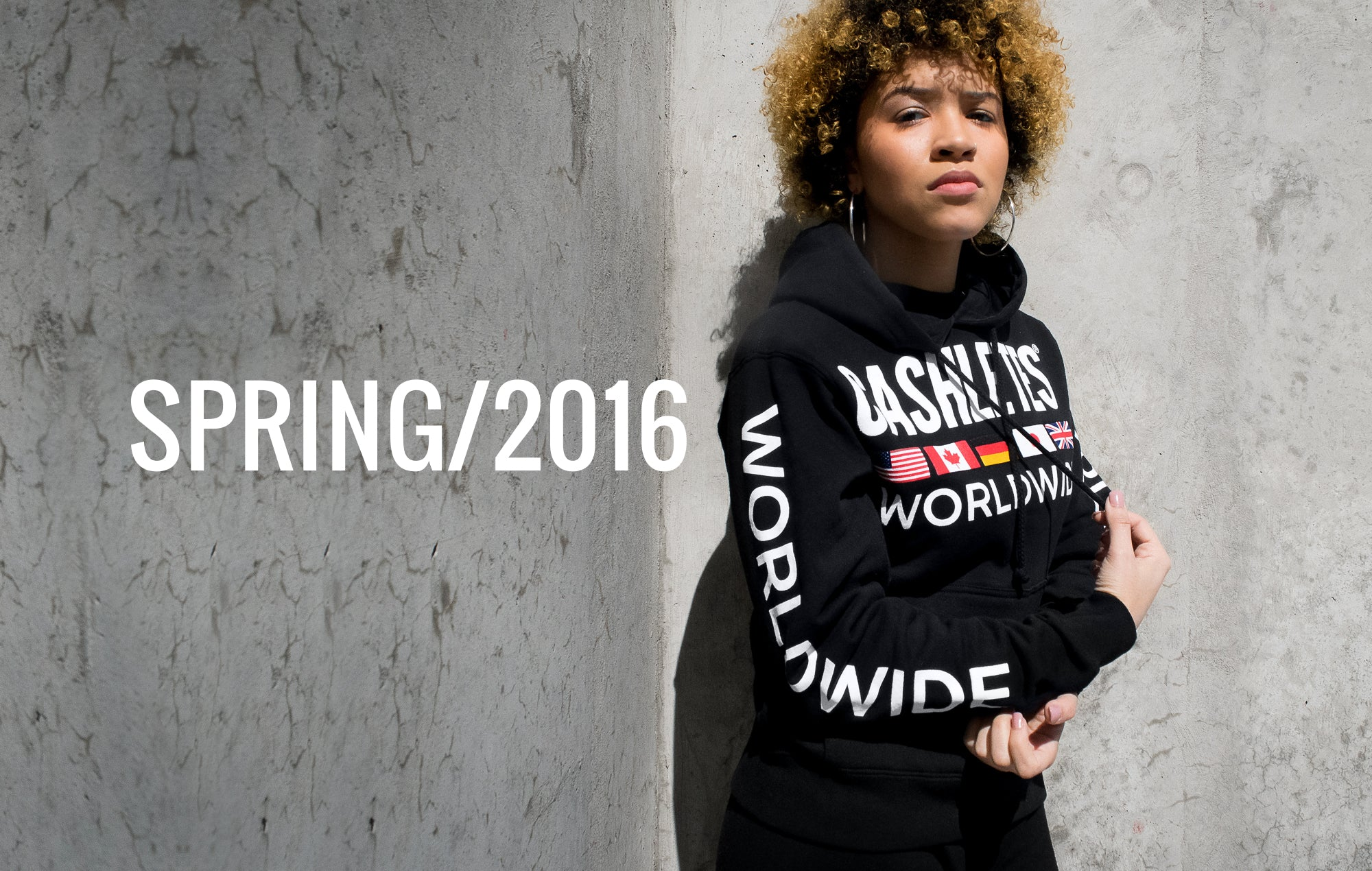 Cashletes Women's Spring Collection