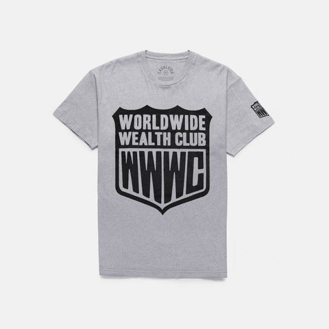 WWWC T-SHIRT (HEATHER) - 1