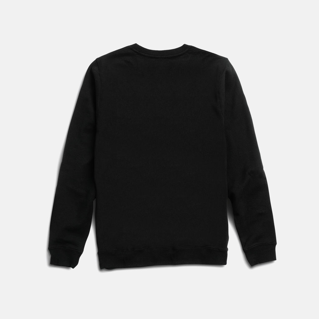 NO TRIUMPH CREWNECK (BLACK) - 2