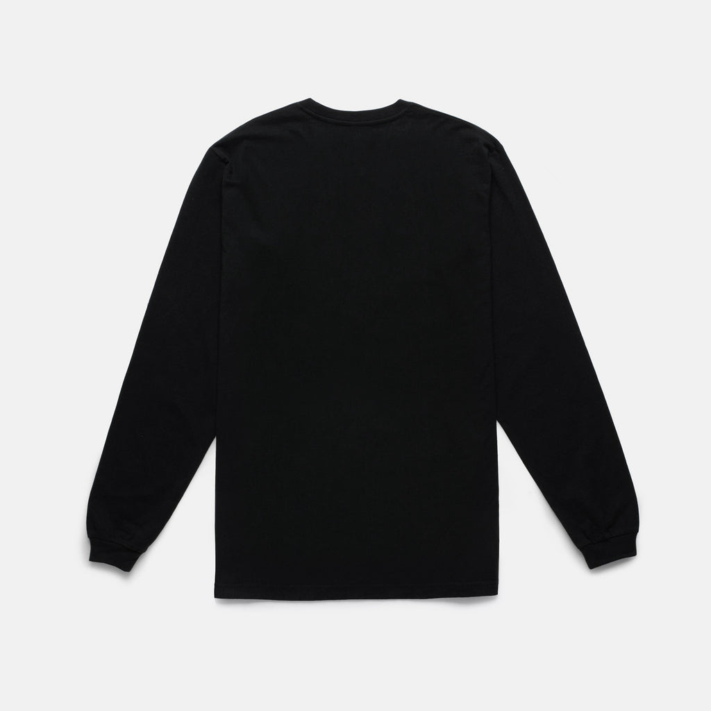 FINANCIAL CHAMPS L/S TEE (BLACK) - 2