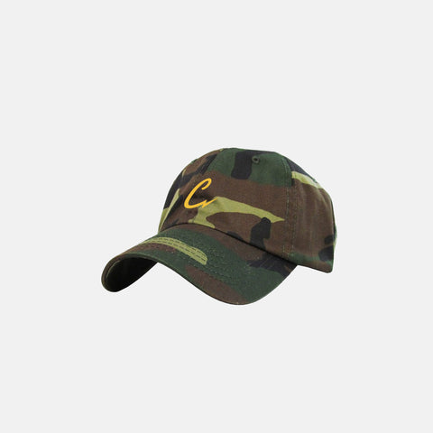 BOLTING DAD HAT (CAMO)