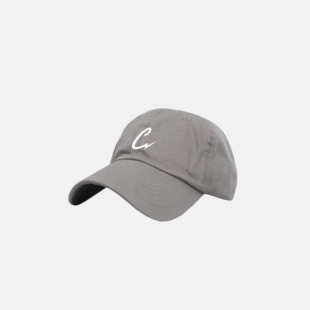BOLTING DAD HAT (GRAY)