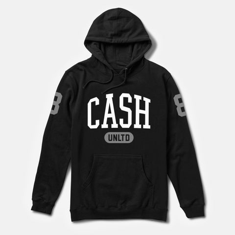 UNLIMITED HOODIE (BLACK/GRAY)
