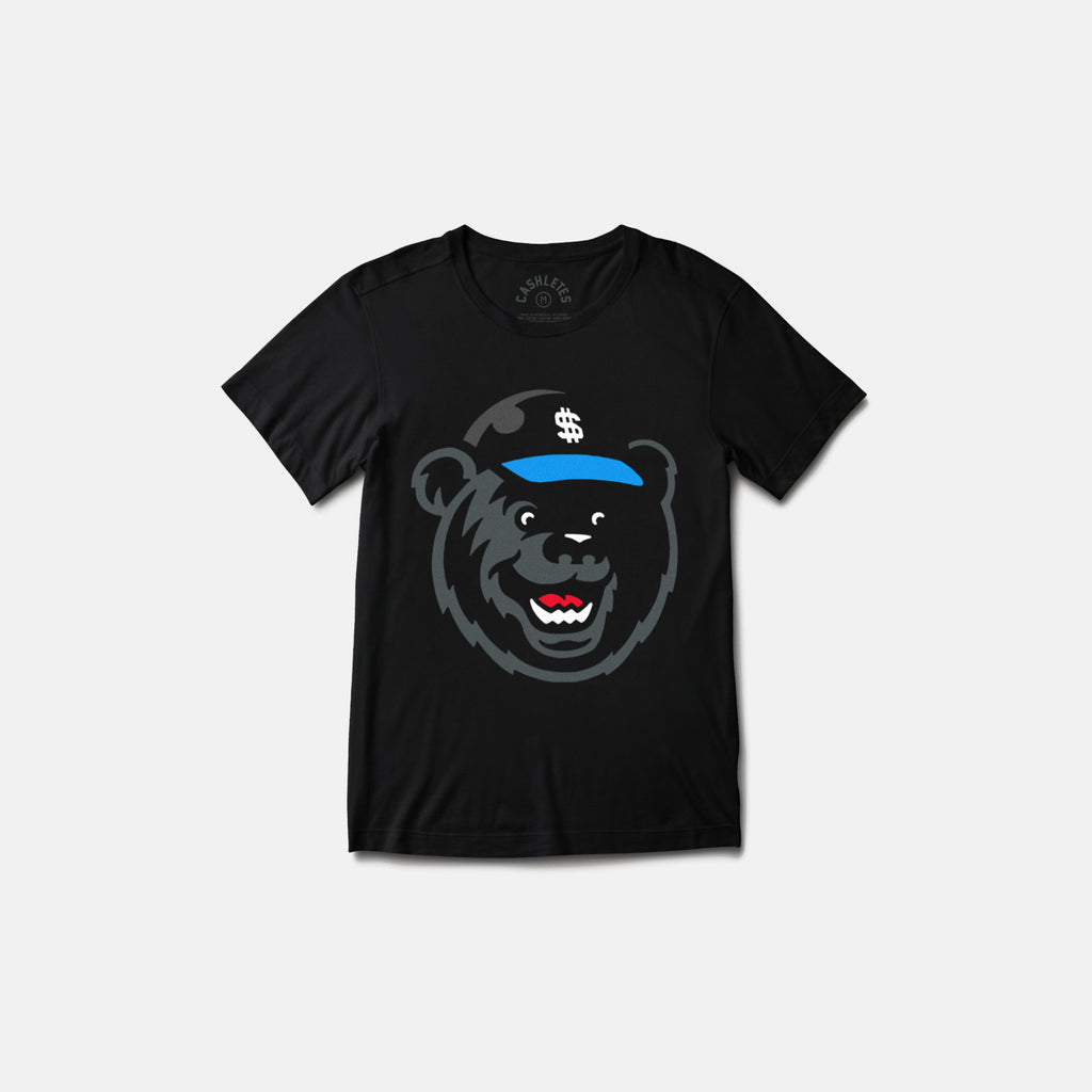 FETTY BEAR T-SHIRT WOMEN'S (BLACK)