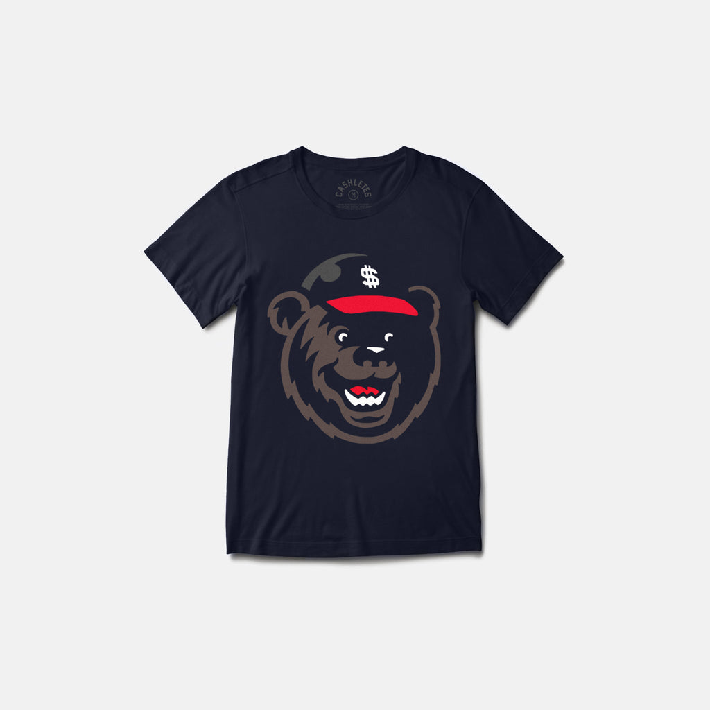 FETTY BEAR T-SHIRT WOMEN'S (NAVY)