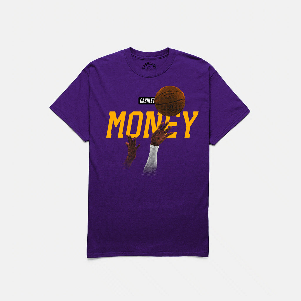 MONEY MAMBA T-SHIRT (PURPLE)
