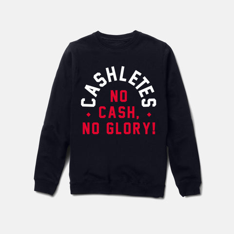 NO TRIUMPH CREWNECK (NAVY) - 1