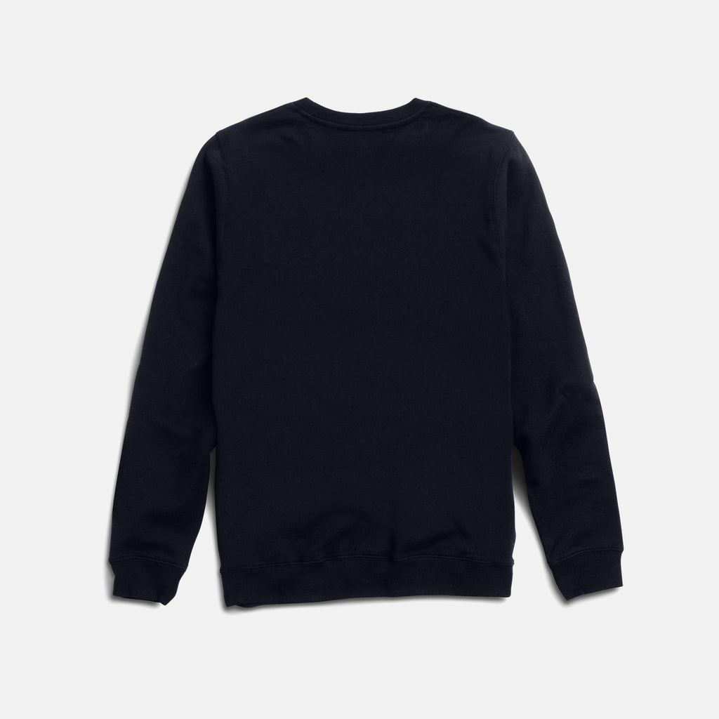 NO TRIUMPH CREWNECK (NAVY) - 2