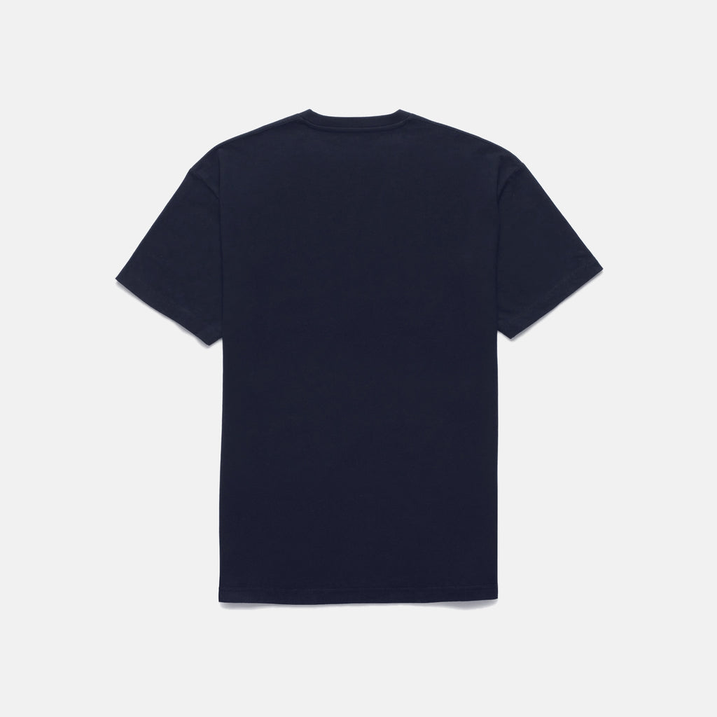 ROOT OF GOOD T-SHIRT (NAVY) - 2