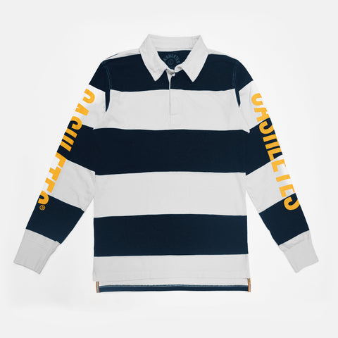 WINNER SIDELINE RUGBY (NAVY/WHITE)