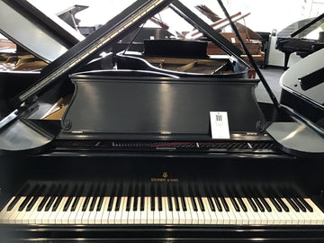 Steinway  & Sons Model O, used.