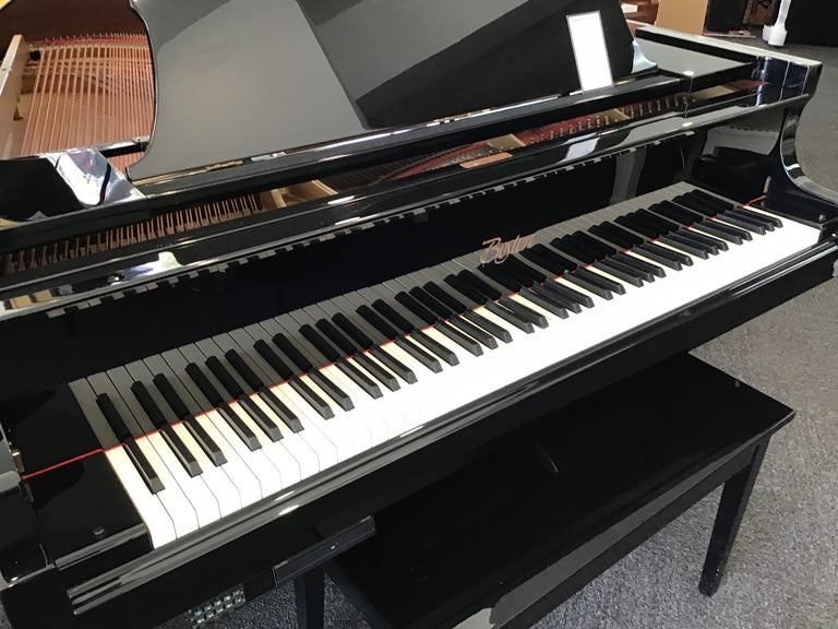 Boston, designed by Steinway used GP-163 with Piano Disc player