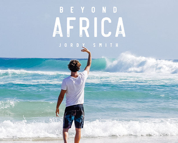 BEYOND AFRICA WITH JORDY