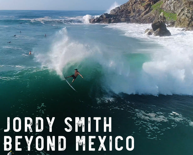 JORDY SMITH | BEYOND MEXICO