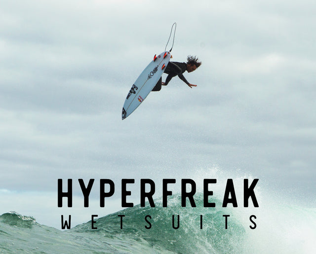 HYPERFREAK WETSUITS | FEELS LIKE FREEDOM