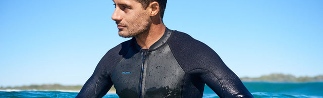 Mens Wetsuit Jackets