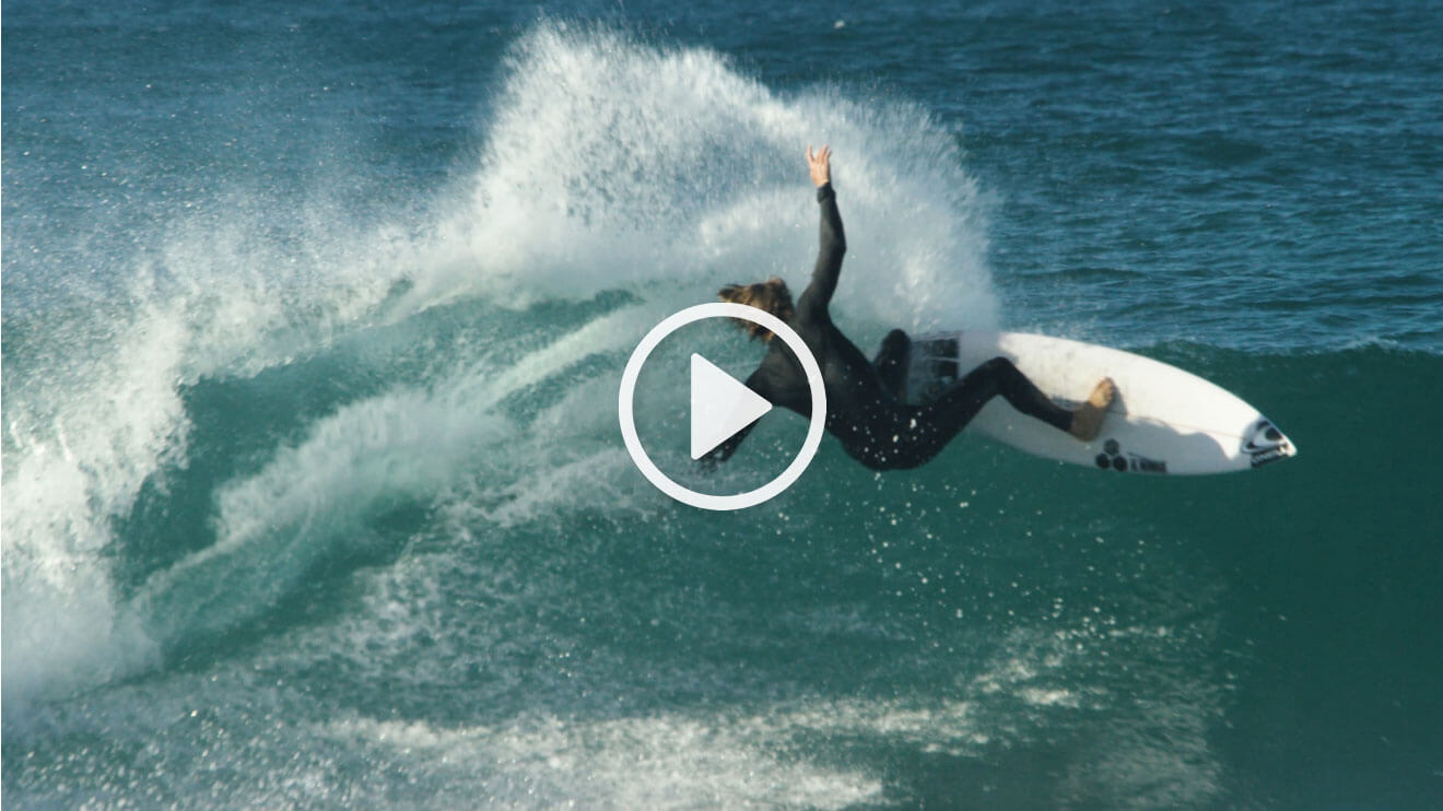 Link to Hyperfreak Wetsuits Video