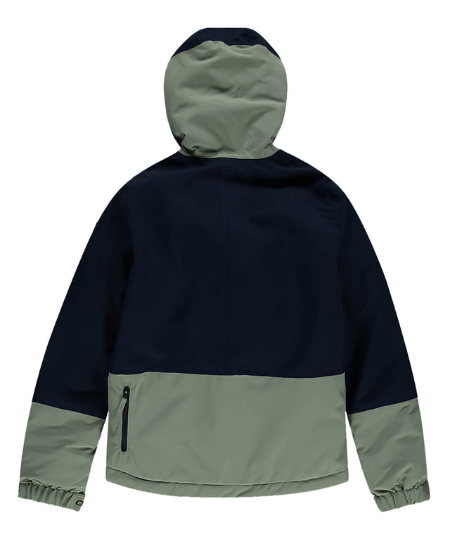 Boys Powder Snow Jacket - Ink Blue
