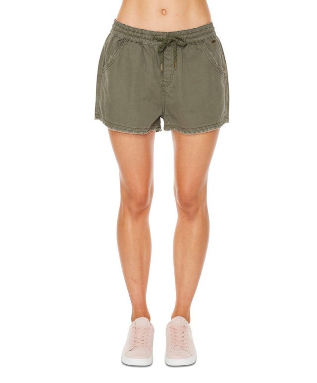 Jinx Walkshort - Burnt Olive