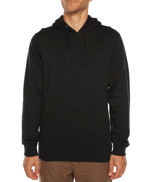 Jacks Base Pop Fleece Hoodie - Black Out