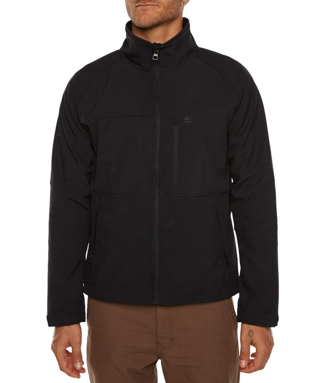 Dimension 2.0 Softshell Jacket - Black Out