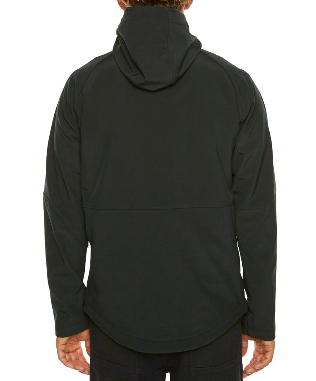 Exile 2.0 Softshell Jacket - Black Out