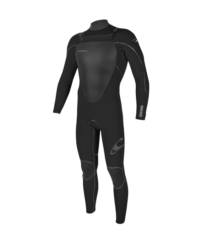 Mutant 5/4mm W/Hood Steamer Wetsuit - Black