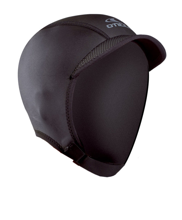 2mm Sport Surf Cap - Black