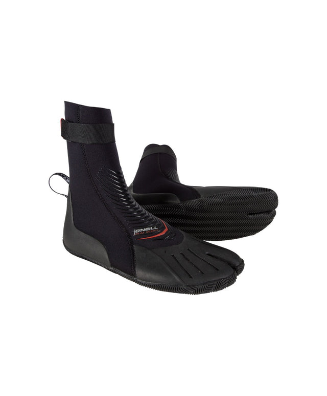 Heat Split Toe 3mm Wetsuit Boot - Black