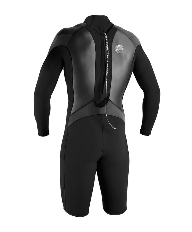 O'riginal Long Arm Spring Wetsuit 2mm - Black