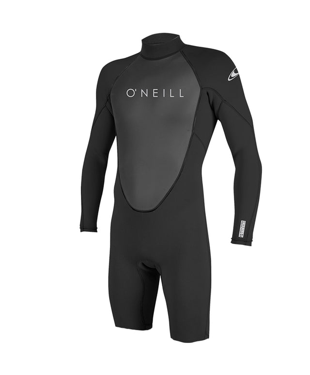 Reactor II 2mm Long Sleeve Spring Wetsuit - Black