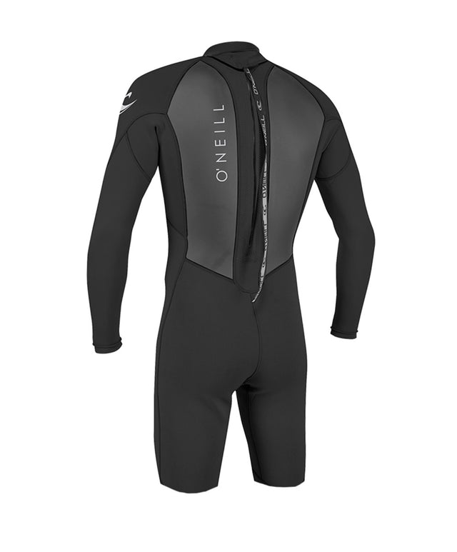 Reactor II 2mm Long Arm Spring Wetsuit - Black