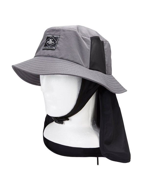 Eclipse Bucket Surf Hat 3.0 - Grey