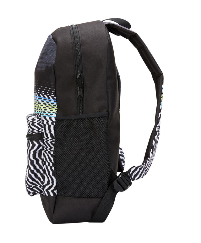 Coastline Backpack - Black Wave