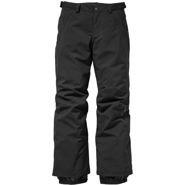 Anvil Boys Snow Pant - Black Out