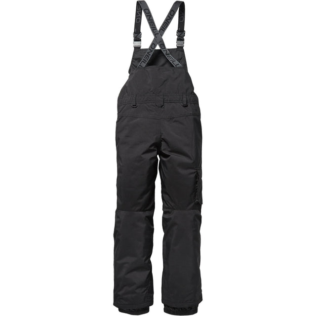 Bib Boys Snow Pant - Black Out