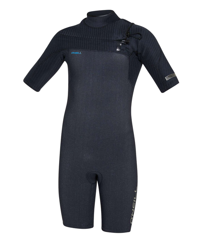 Kids Hyperfreak 2mm Spring Suit Chest Zip Wetsuit - Acid Wash
