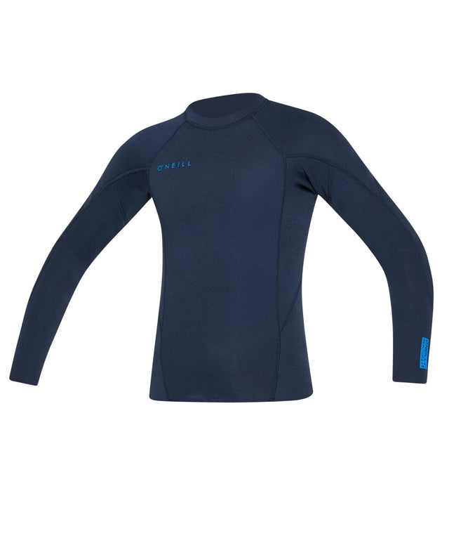 Kids Reactor II 1.5mm Long Sleeve Wetsuit Jacket - Abyss