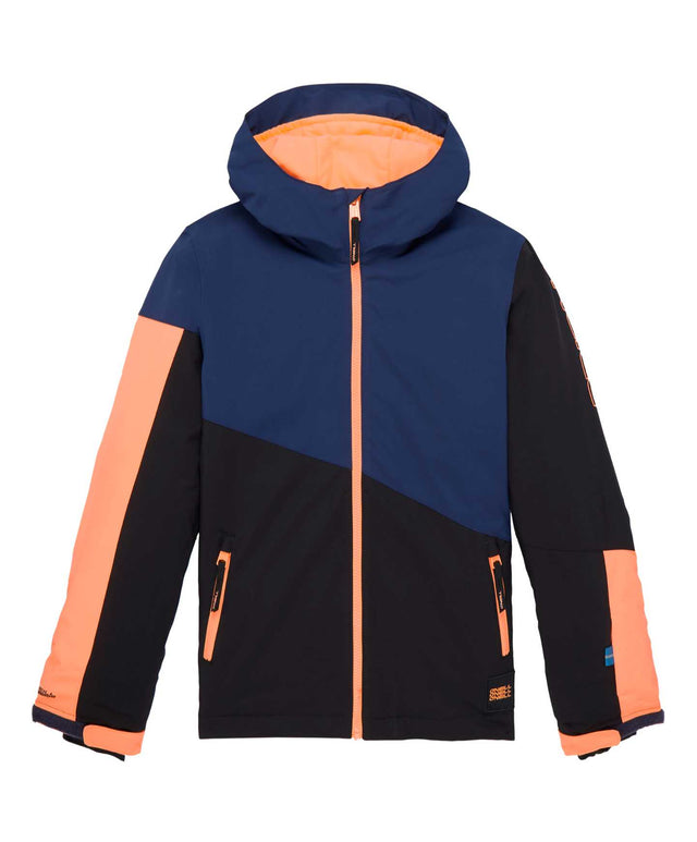 Boys Magnatite Snow Jacket - Scale