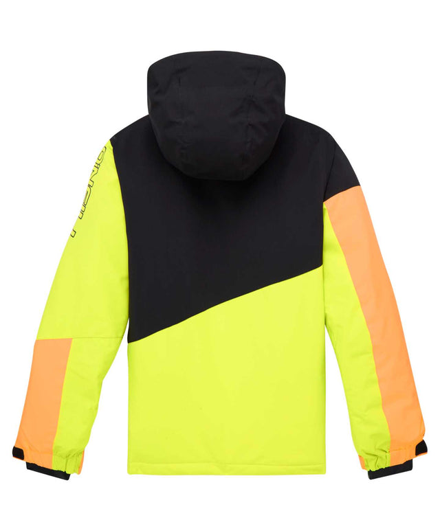 Boys Magnatite Snow Jacket - Black Out