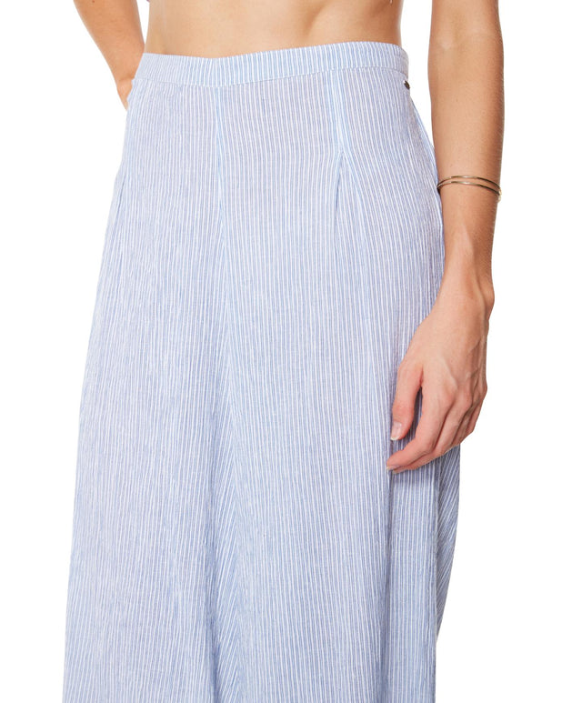 Elsa Pant - Dst Denim Stripe