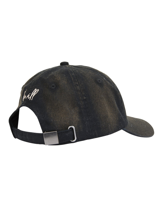 Dixie Cap - Washed Black