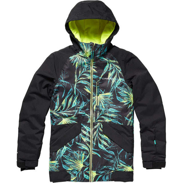 Gloss Girls Snow Jacket - Black Out