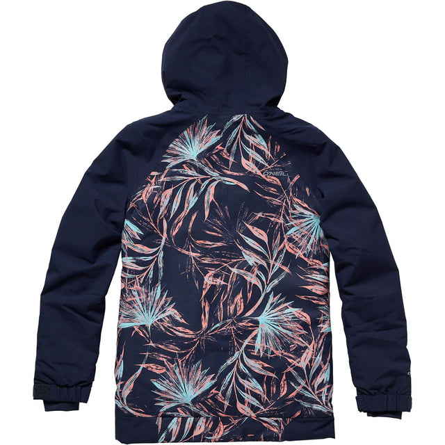 Gloss Girls Snow Jacket - Ink Blue